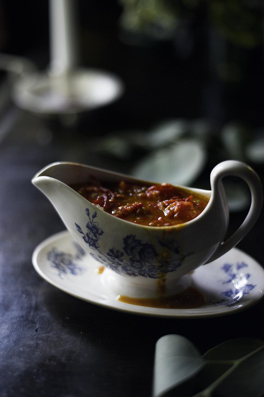 Maailman paras itsetehty tomaattikastike