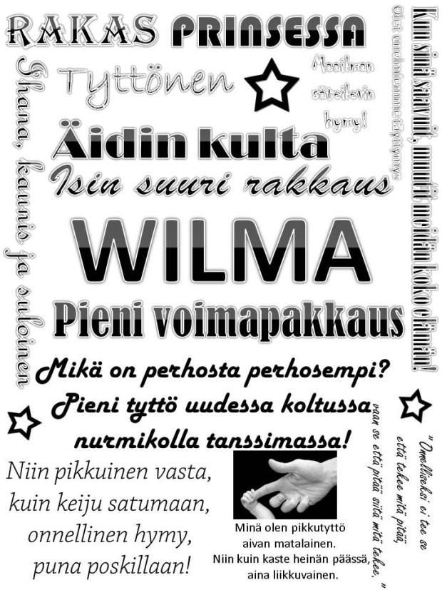 WILMA VALMIS