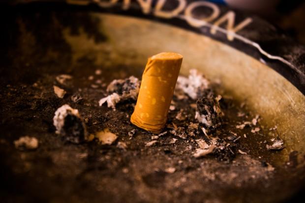 eroon tupakasta
