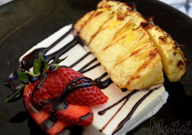 grillattu ananas