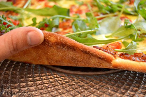 Grillipizza