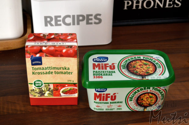 Mifu resepti