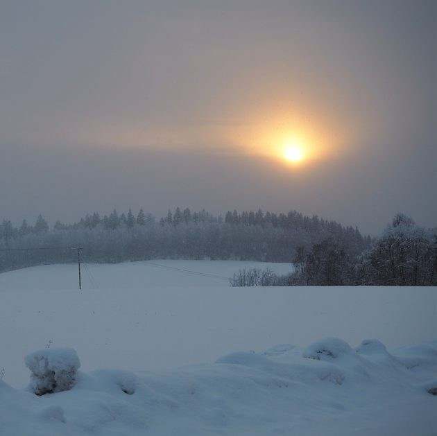 winter finland