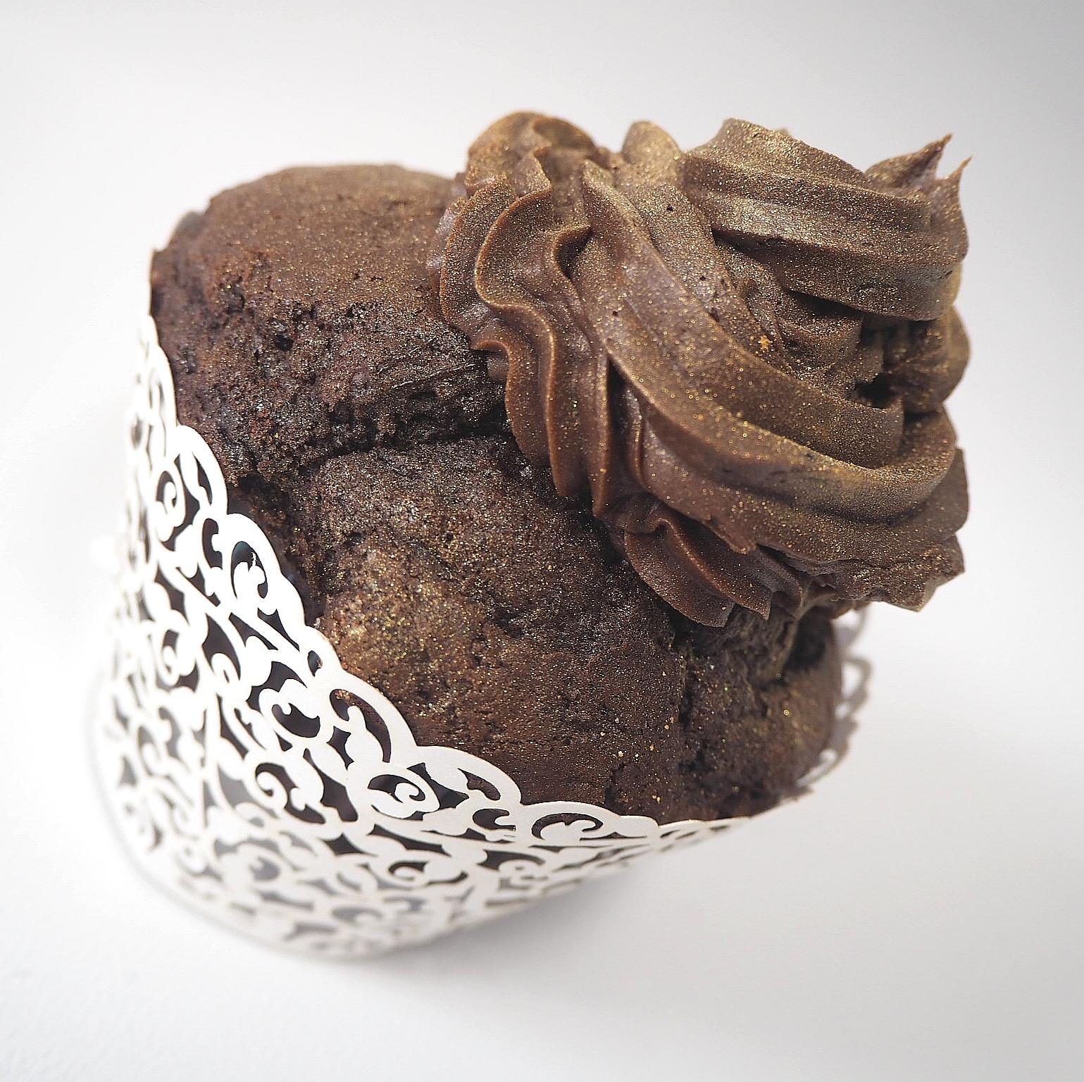 chokolate cupcake