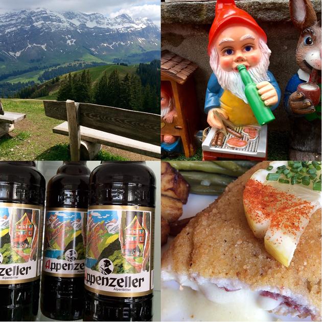 Appenzeller Alpenbitter on sveitsiläinen katkero.
