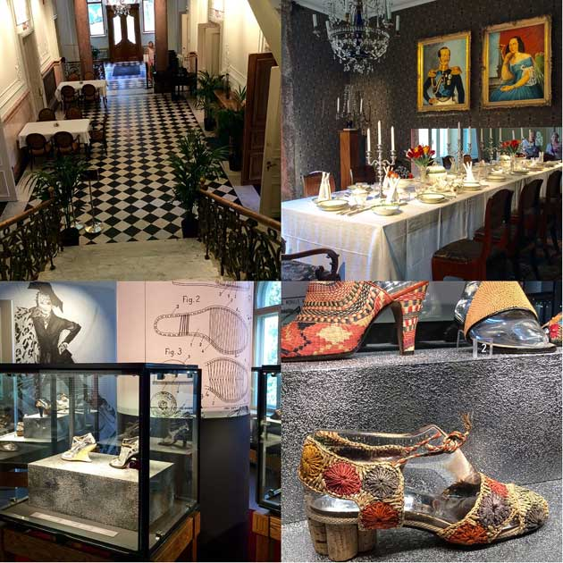 Näsilinnan museo Milavida