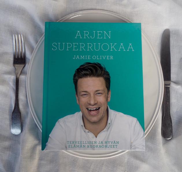 Arjen superruokaa -kirja