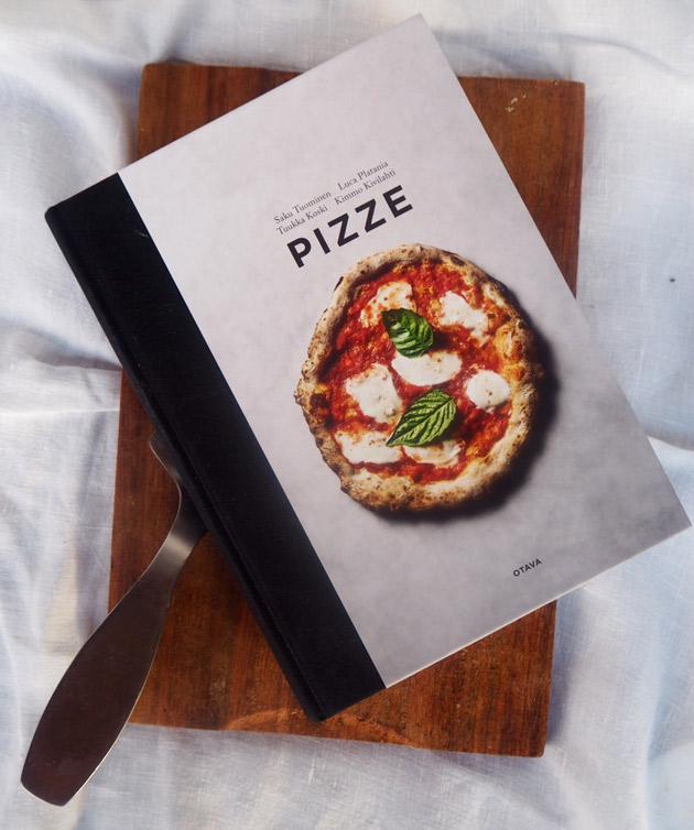 Pizze-kirja