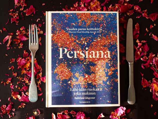 Persiana -kirja