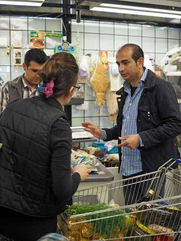 Syyrialainen Ravintolapäivä