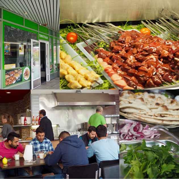 Syyrialainen ravintola