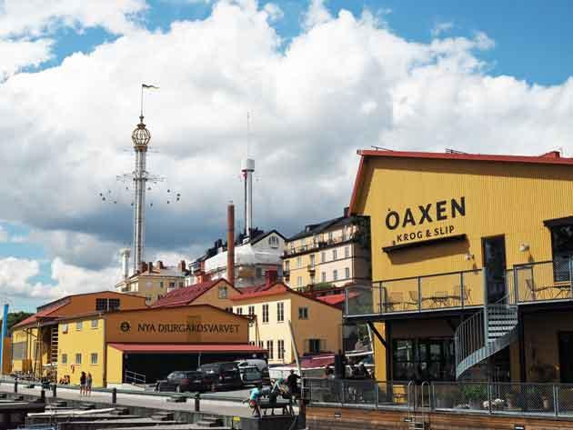 Oaxen Korg & Slip