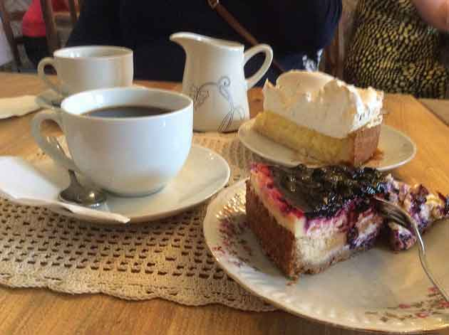Kahvila-Muisto