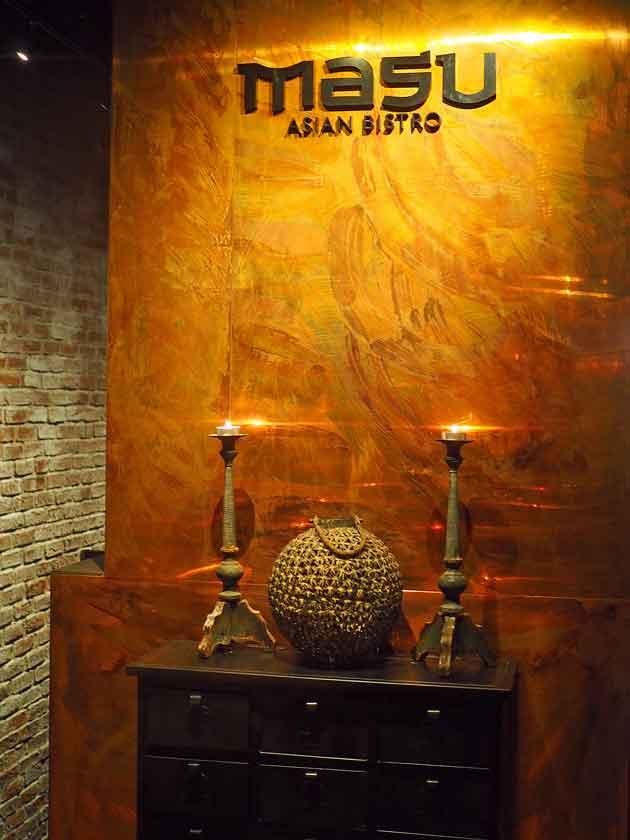 Masu Asian Bistro