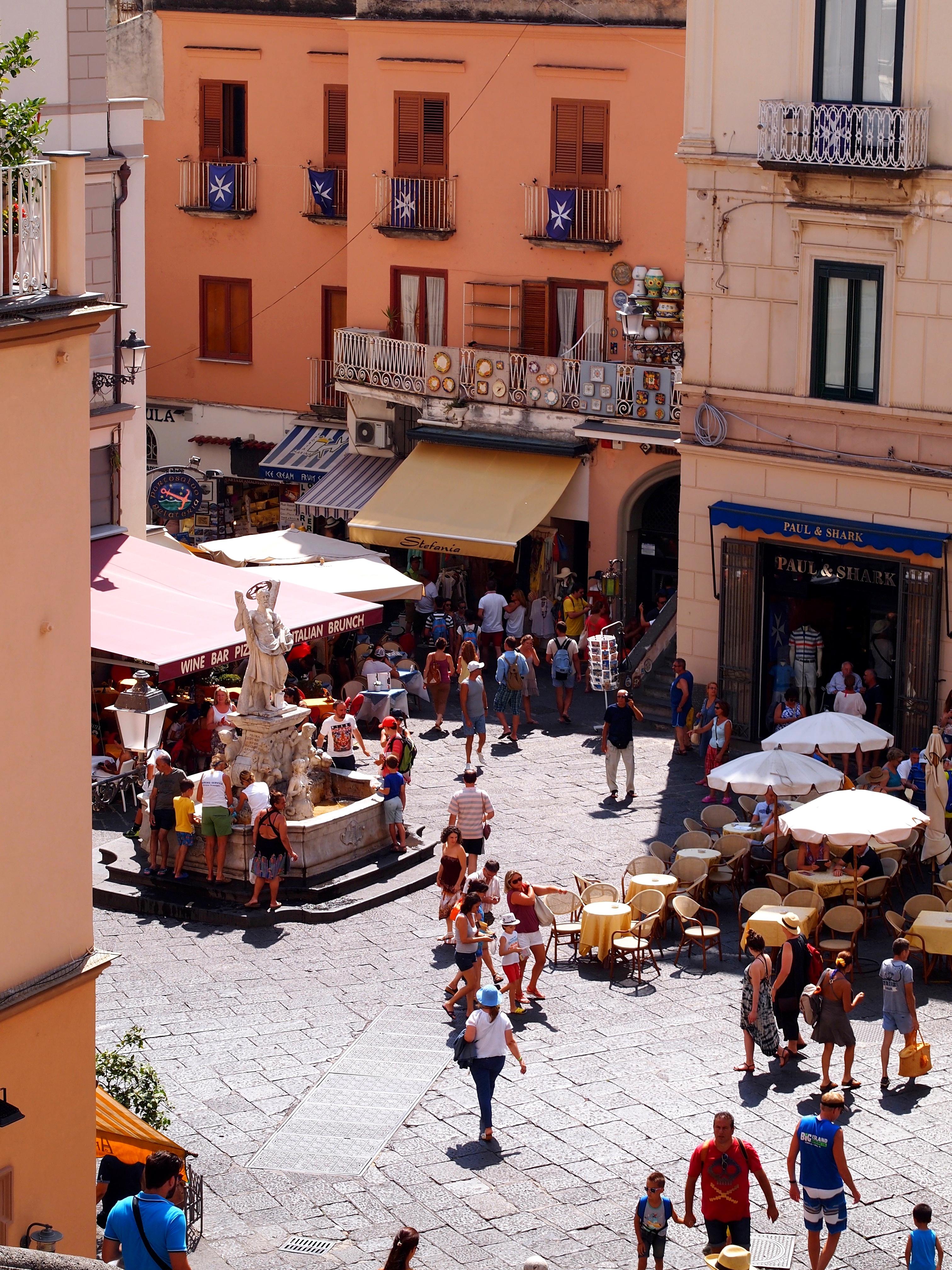 Häämatka Italia_Amalfi