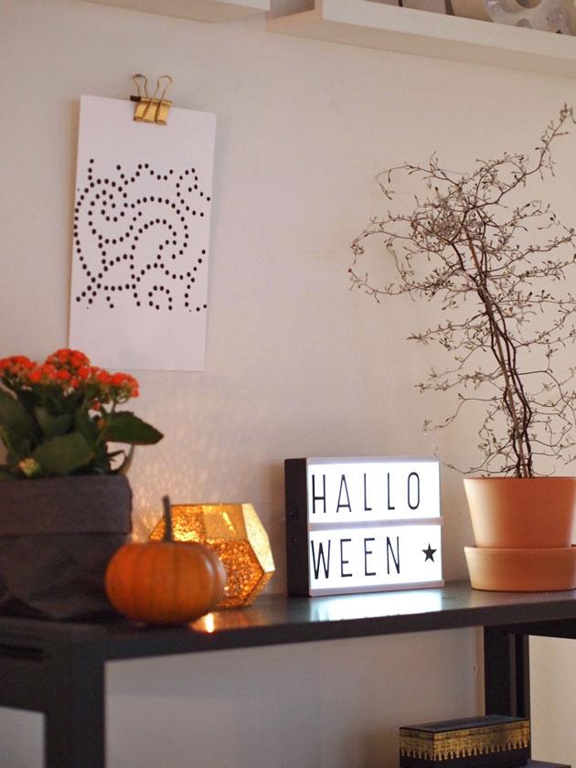 kodin halloween koristeet