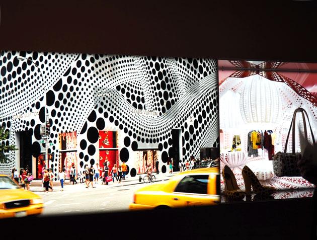 tutustuminen Yayoi Kusaman In Infinity taidenäyttelyyn