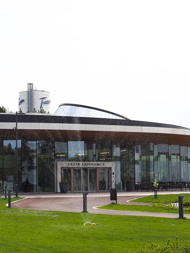 Menovinkki: Fazer vierailukeskus Vantaalla
