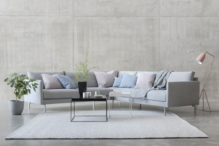shapes sky sohva