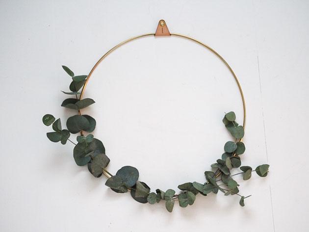 diy eukalyptuskranssi ohjeet