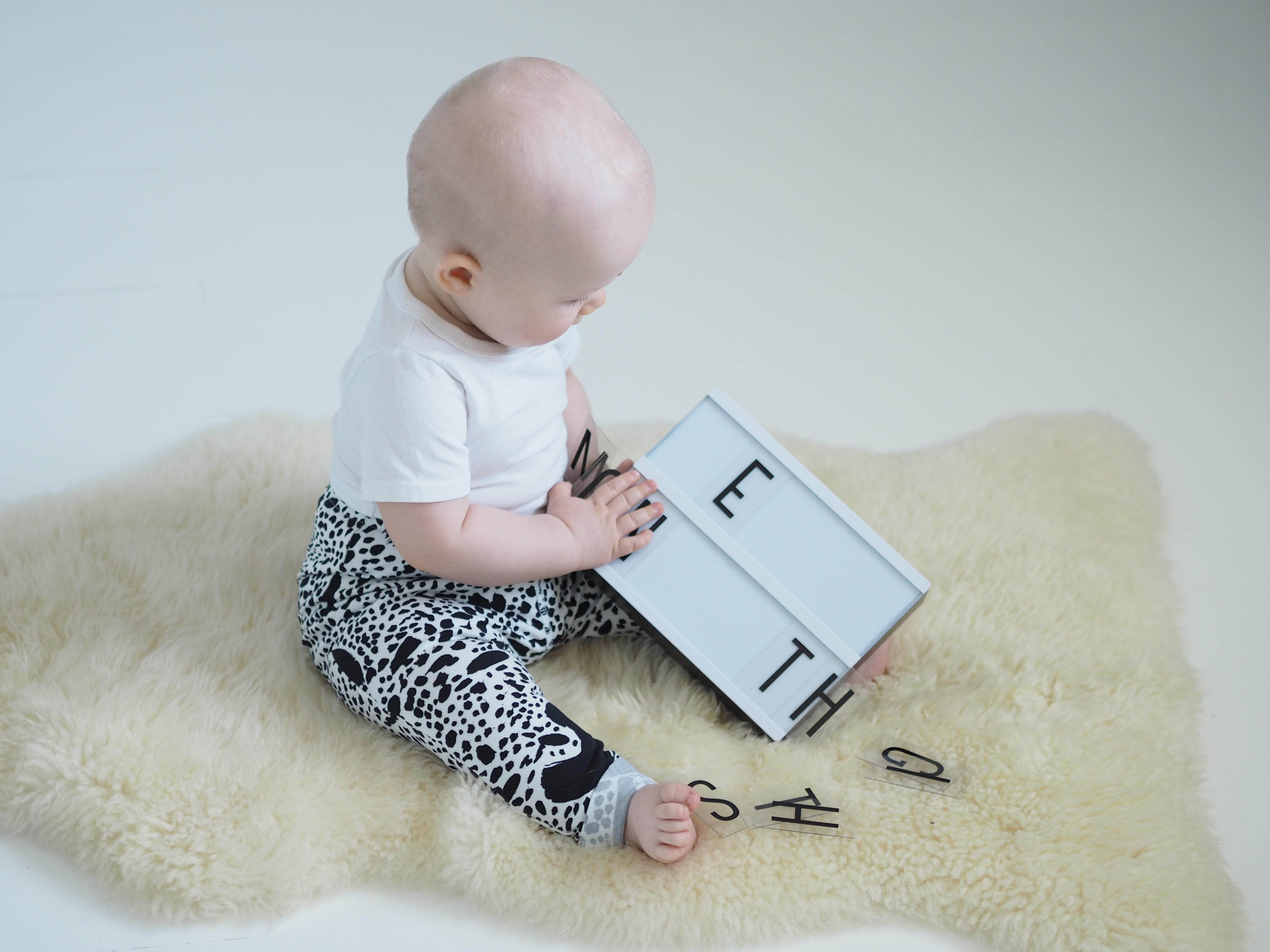 8kk vauva-arjen kuulumiset