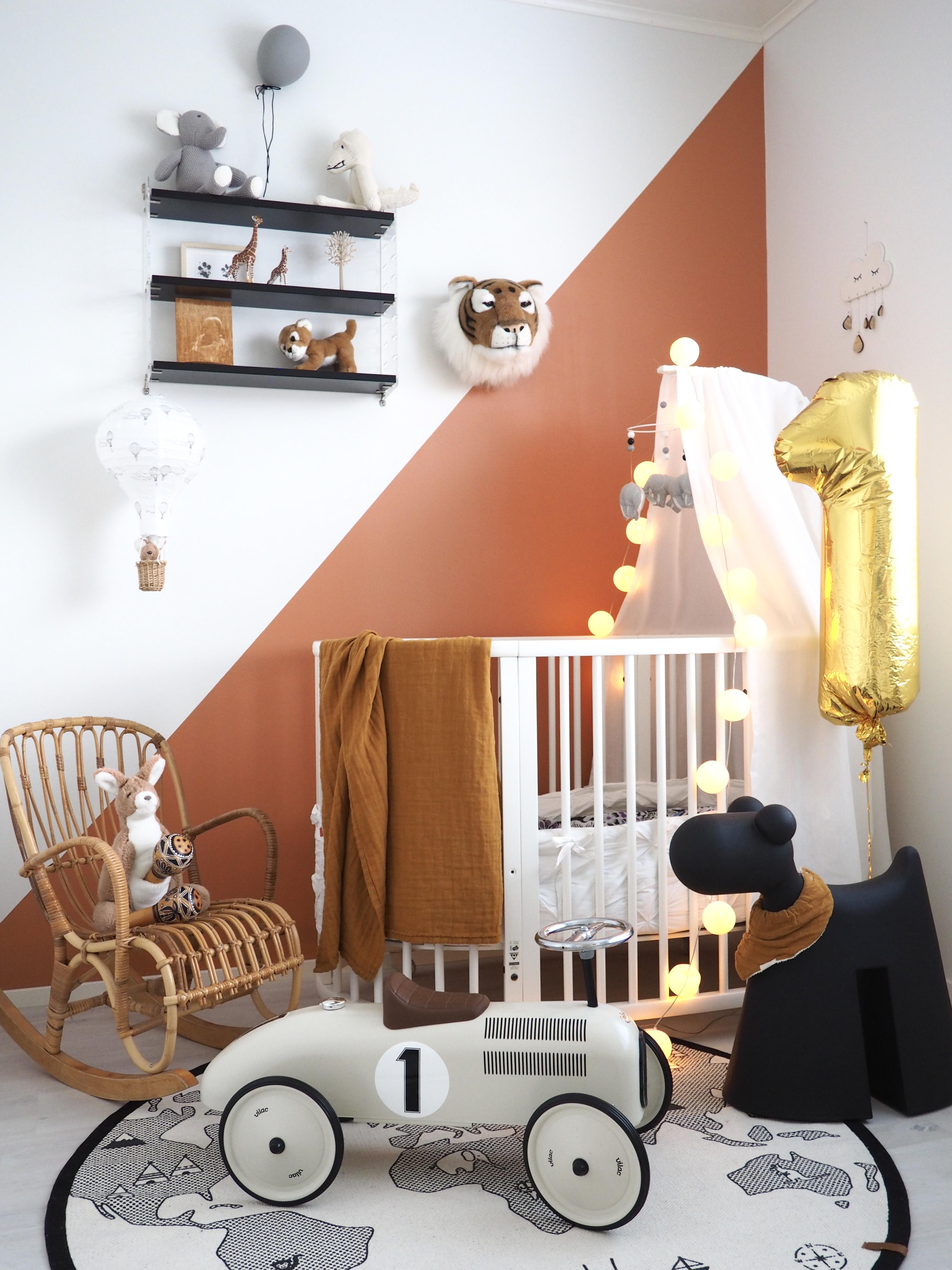 lastenhuoneen sisustusvinkit