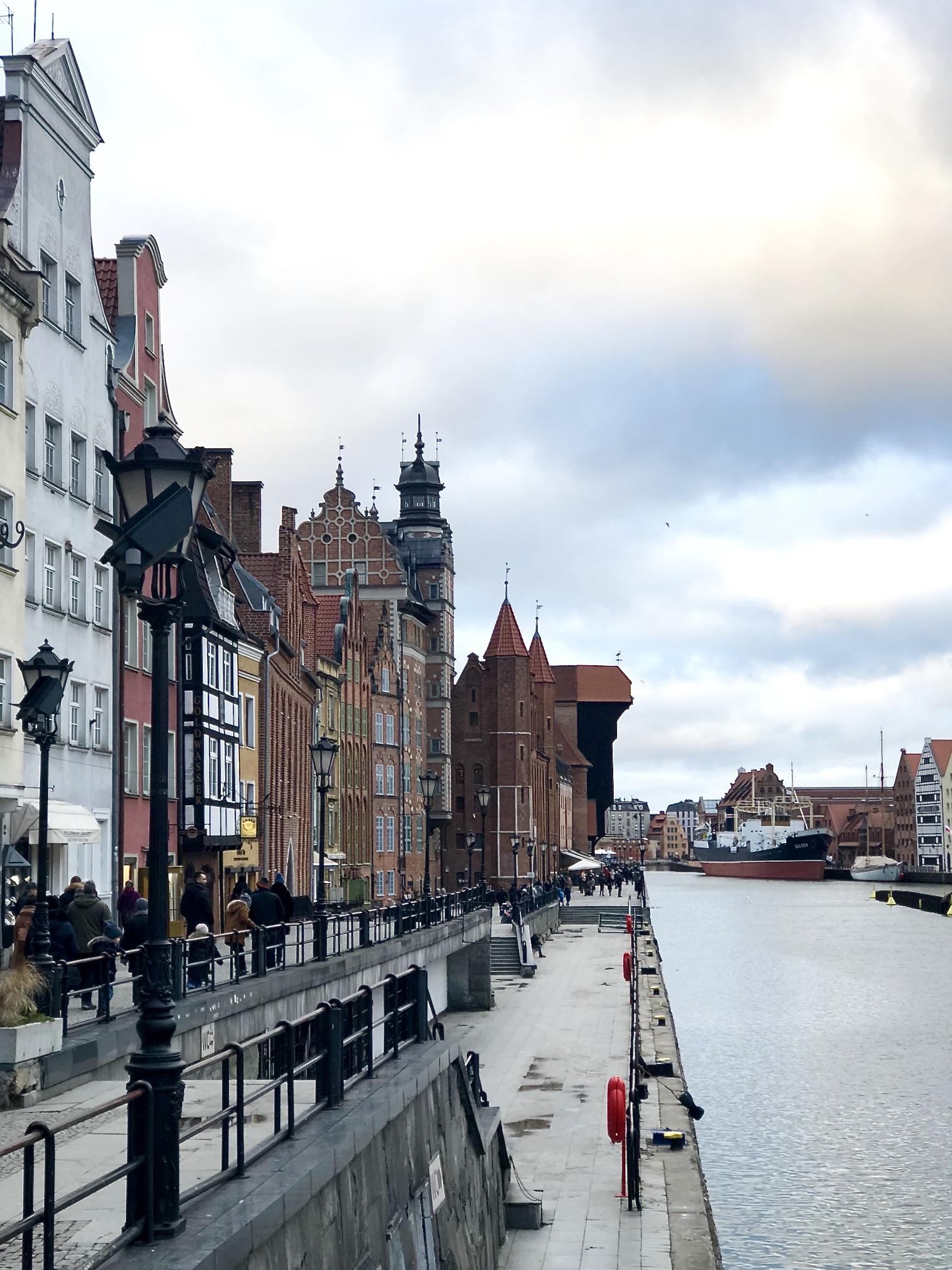 gdansk kaupunkiloma