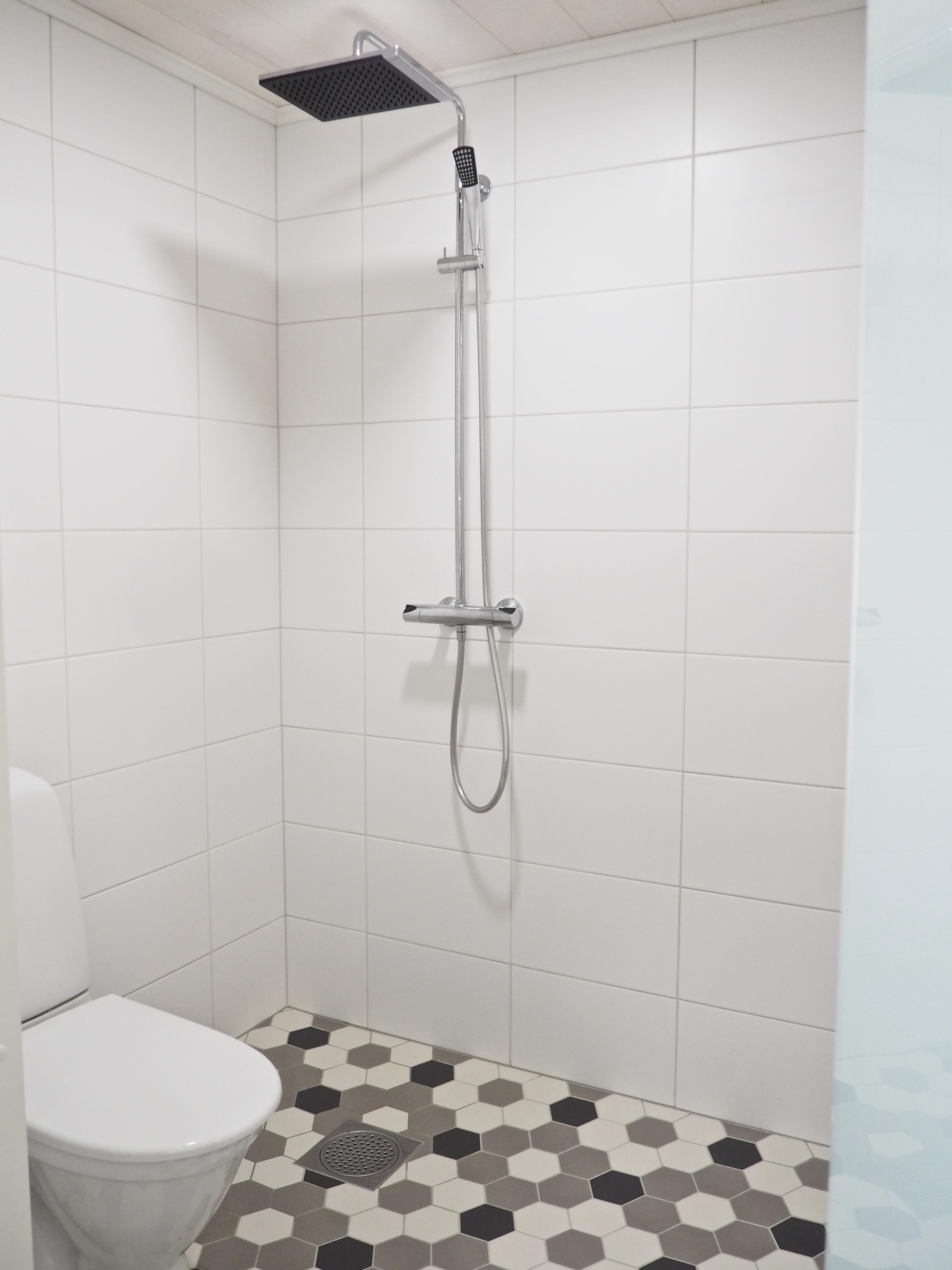 kylpyhuoneen sisustus