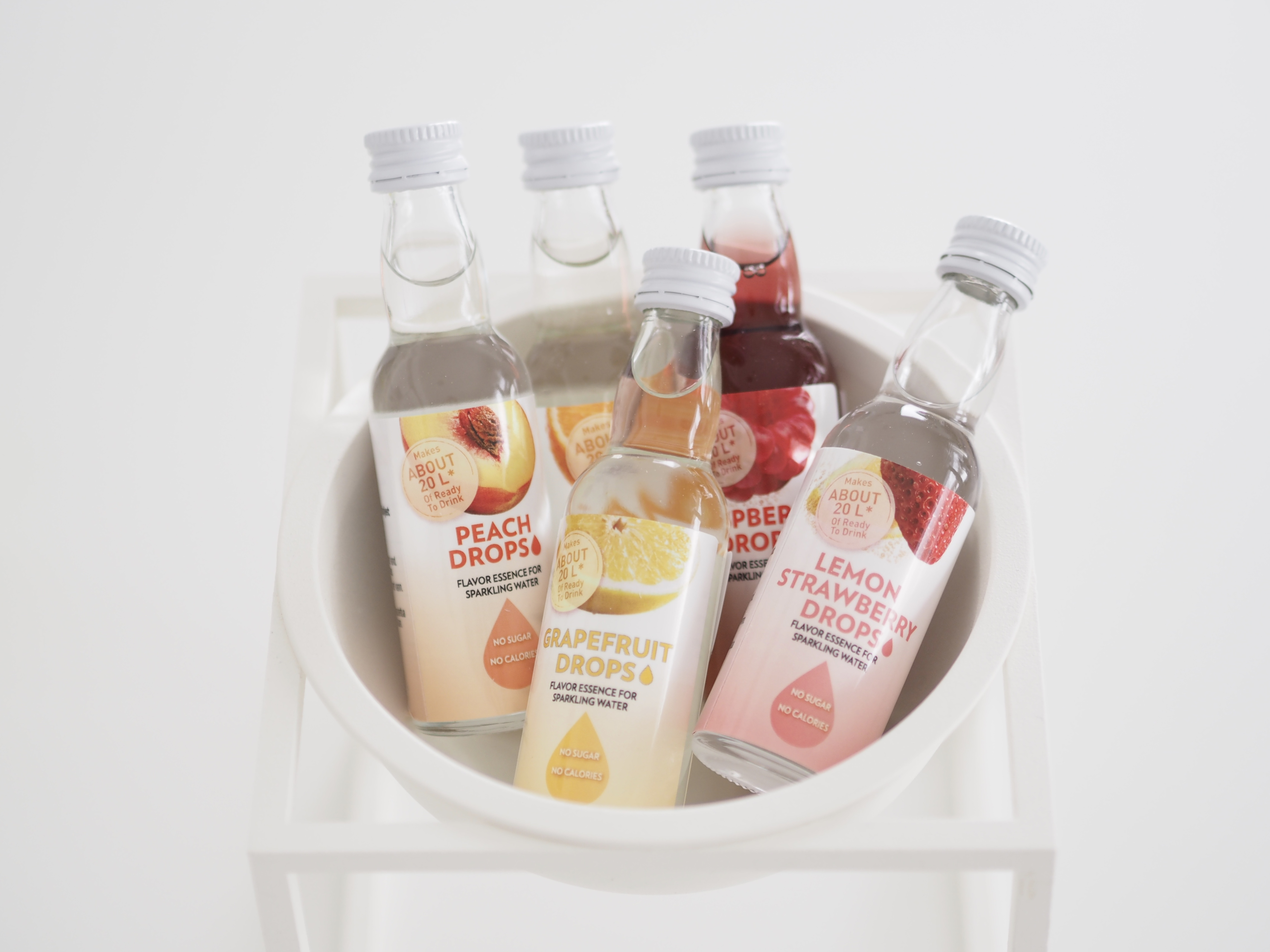sodastream fruit drops