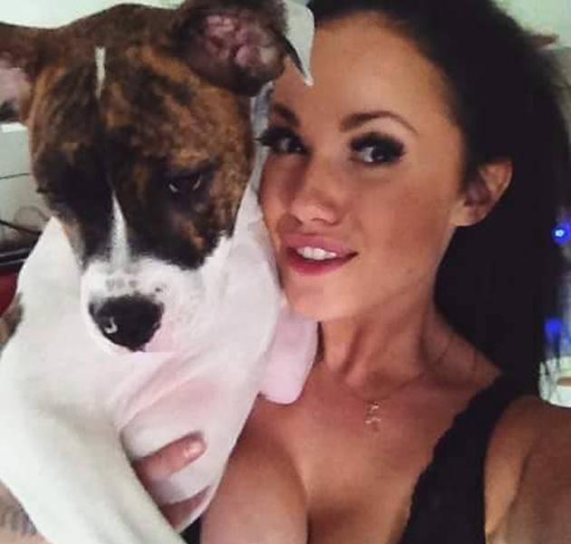Koirakopla, kotiliesi, bb-janita, amerikanbulldog, Dina, Hulda