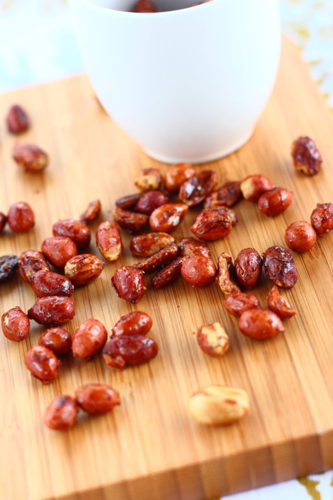 Paahdetut pähkinät uunissa ovat älyttömän hyviä ja sopivat lahjaksi