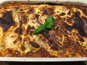 Vappu Pimiän ihana lasagne