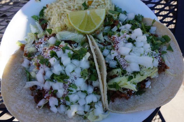 Kaliforniassa saa mielettömän hyvää meksikolaista ruokaa