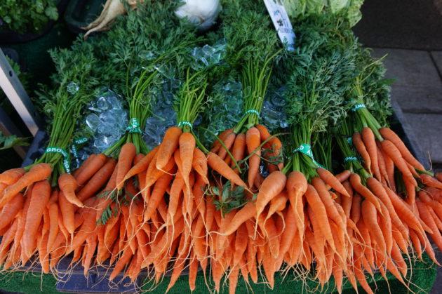 Porkkanat sopii moneen tarkoitukseen