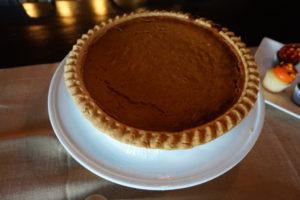Pumpkin pie on klassikko