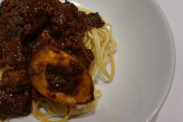 Osso buco on italialainen klassikkoruoka.