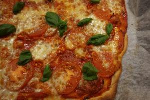 Pizza on koko perheen lemppari!