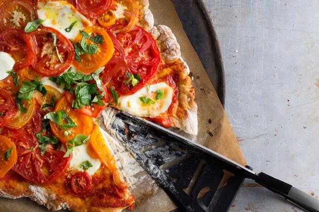 tomaattipitsa