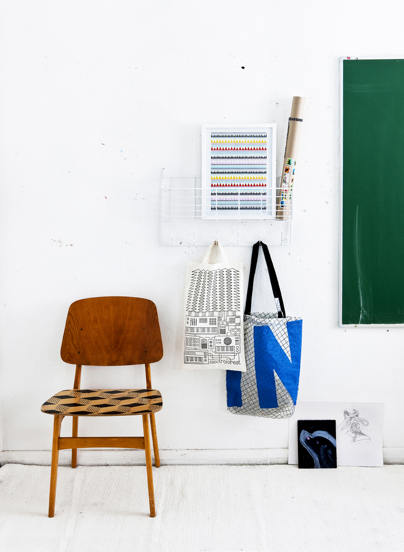 Kuva - Tuunaa vanha tuolisi