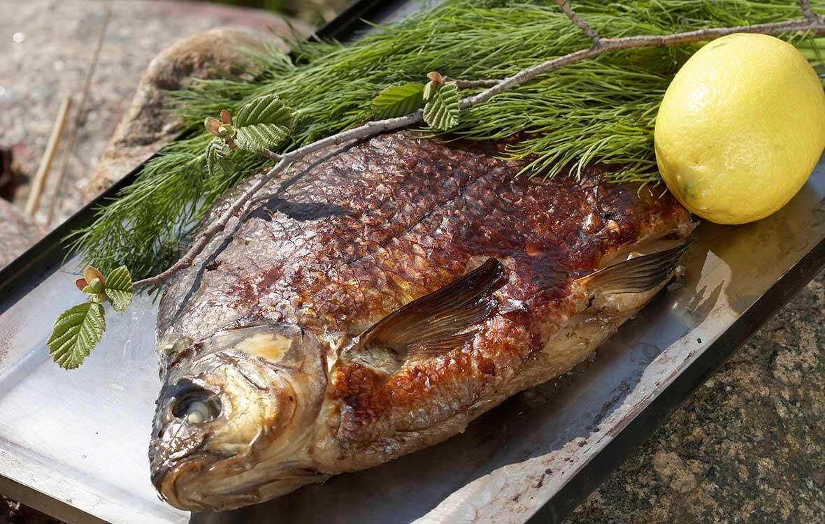 Kalan Savustaminen
