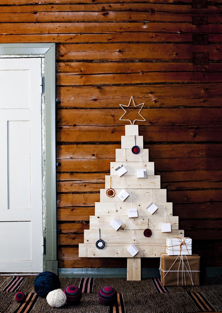 Kuva - Tee itse erilainen joulukuusi