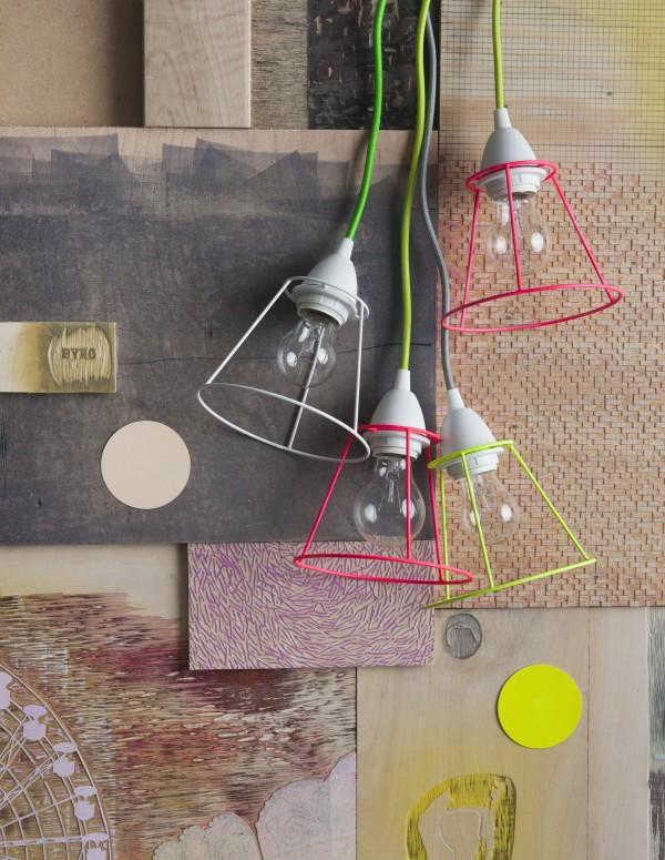 Kuva - Lampunvarjostinten muodonmuutos