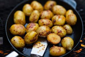 BBQ-perunat
