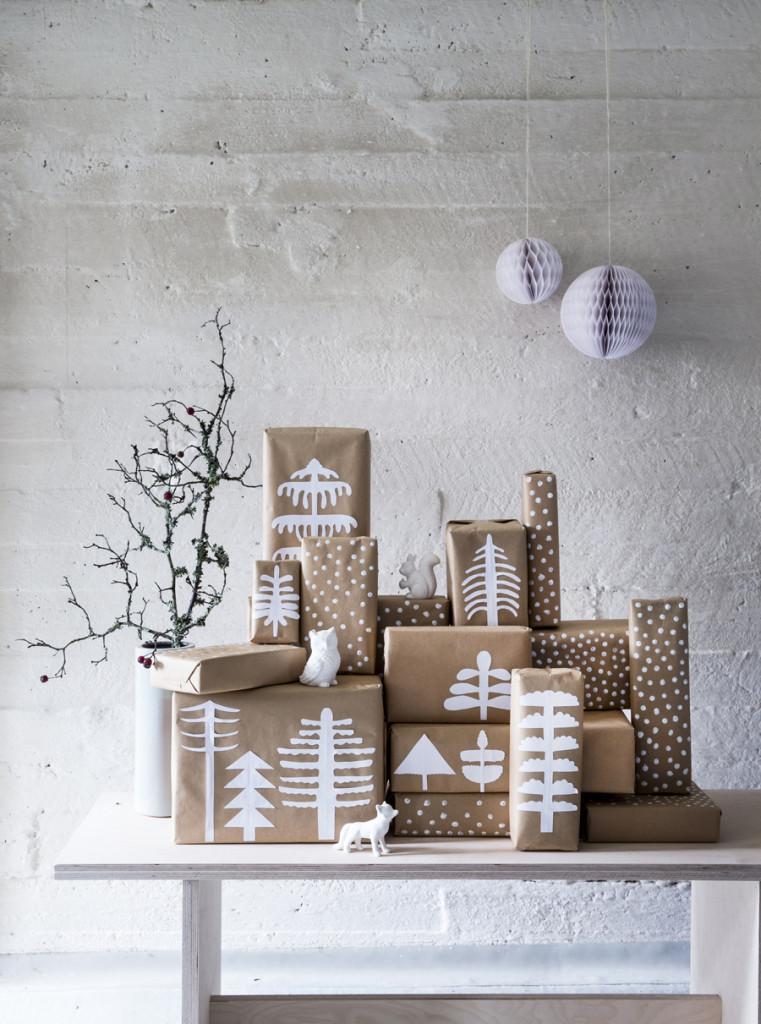 Kuva - Tee itse ihanat joululahjapaketit