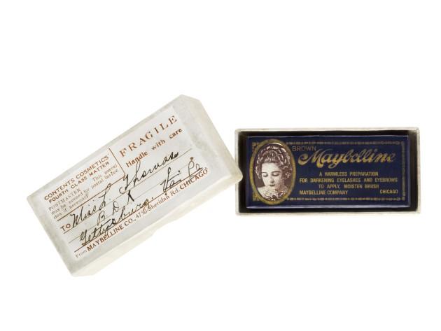 Aluksi Maybelline-ripsiväriä sai tilata postimyynnin kautta.