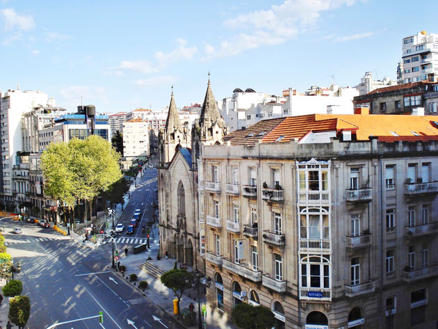 Vigo, Galician suurin kaupunki