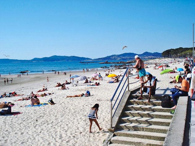 Vigon kaupungin yleinen uimaranta