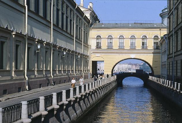 Pietari silta matkailu