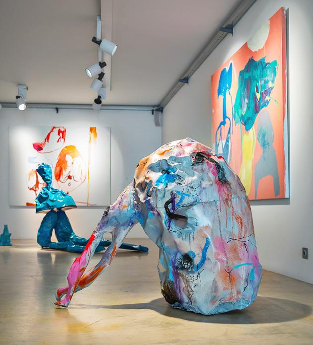 Marina Gisisch galleria
