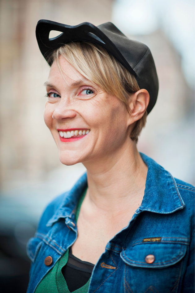 Bloggaaja ja toimittaja Liisa Jokinen